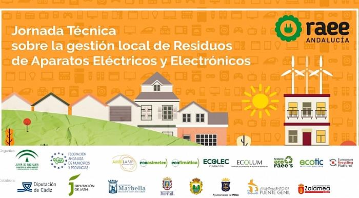 scrap, gestión de RAEE, residuos de aparatos eléctricos, electrodomésticos, raee andalucía, bejarano, fael, olula, distribución electro