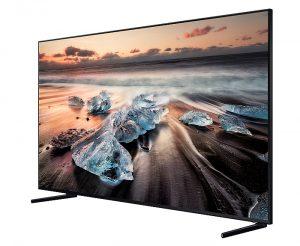 samsung qled 8k, televisor, resolución 8k, ifa 2018, electrónica de consumo, samsung, disponibilidad, mercado español, comercios, distribución electro