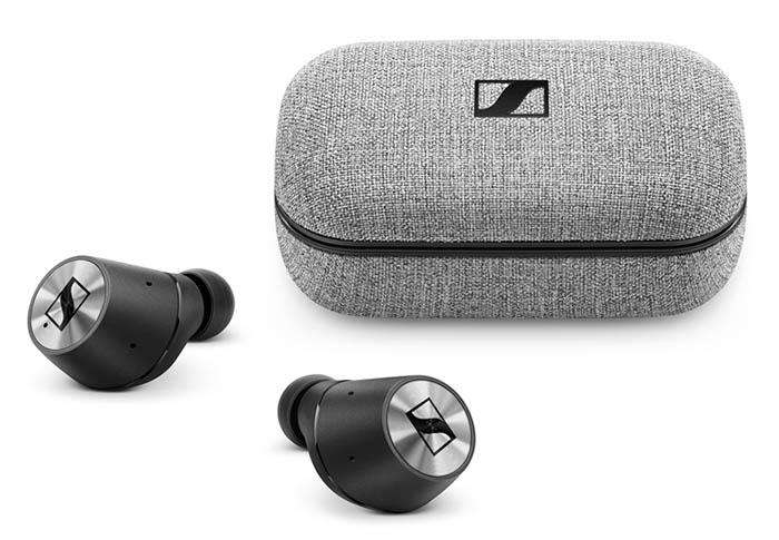 auriculares inalámbricos sennheiser, momentum, momentum true wireless, intraaural