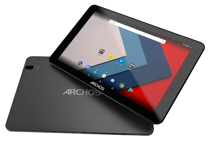 4G DecaCore (MediaTek Helio X20), Archos Oxygen 101 S, conector POGO, Google Android 9 Pie, lector de huellas dactilares, pantalla LCD