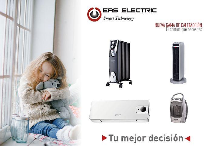 Calefactor suelo-pared EHF150, Calefactor suelo-pared EHW200RC, calefactores, Eas Electric, estufa EHR8150, estufas, radiadores