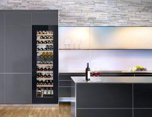 armario climatizado para vino EWTgb3583, BluPerformance, Frigicoll, frigorífico SBSes 8486, German Design Award, German Design Council, Liebherr, tecnologías No Frost y BioFreshPlus, vinoteca EWTgb3583
