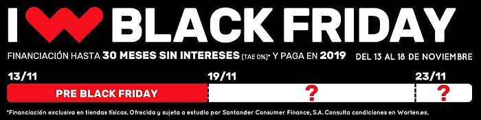 Ofertas Worten Black Friday 2018