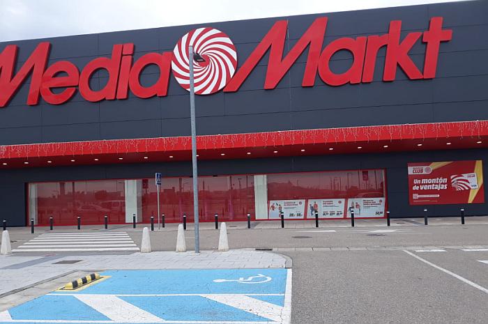 rio shopping, valladolid, centro comercial, tienda mediamarkt, tienda de electrodomesticos, castilla y leon