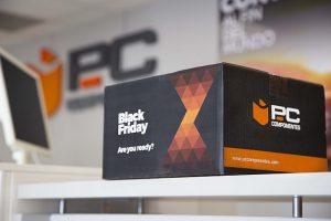 black friday 2018, promoción, tienda online, pc componentes, ofertas, previsiones, record de ventas, tienda online