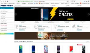 marketplace, phone house, tienda online, telefonía móvil, smartphone, comprar online
