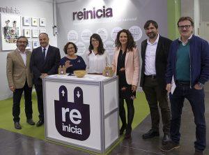 AEE, Ecofira, Economía circular, Feria de Valencia, Feria Internacional de las Soluciones Medioambientales y las Energías, gestión medioambiental, RAEE, reinicia, SCRAP