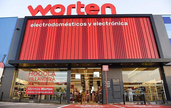 worten villanueva de la serena, tiendas worten, worten los realejos, tiendas de electrodomésticos, electrodomésticos