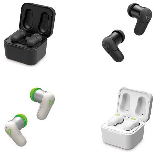 auriculares Bluetooth, Energy Earphones Style 6 True Wireless, Energy Sistem, función Easy Connect, Open and Play, tecnología True Wireless Stereo
