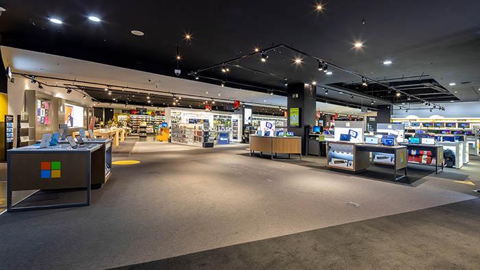 Fnac L'Illa (Barcelona) acoge la primera tienda Microsoft Retail Reimagined de España