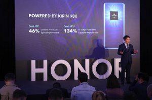 honor view 20, smartphone, honor view20, cámara de 48 megapixels, link turbo, honor all view display, honor, teléfonos móviles, huawei