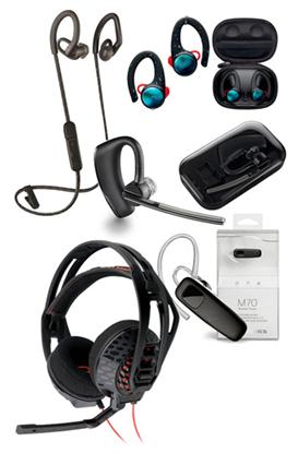 plantronics, auriculares, productos de consumo, gama de consumo, mercado de consumo, distribución, mayorista, MCR