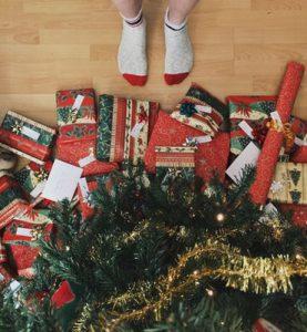 sonitrón, revista sonitrón, felices fiestas, feliz navidad, regalos, campaña navidad