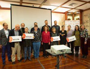 premios solidarios cenor, tiendas de electrodomésticos, 2018, cenor electrodomésticos, javier gonzalez, asociación koko