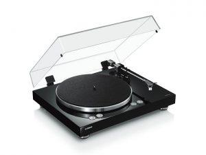 giradiscos, tocadiscos wifi, yamaha musicCast Vinyl 500, tocadiscos con conexión inalámbrica, música, calidad de sonido, discos de vinilo