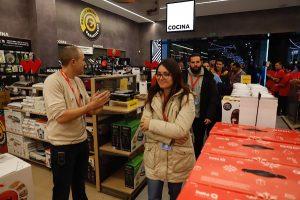 Worten Málaga, Larios Centro, tienda de electrodomésticos, cadena de electrodomésticos, comprar lavadora, apertura de tiendas, puntos de venta, tiendas Worten