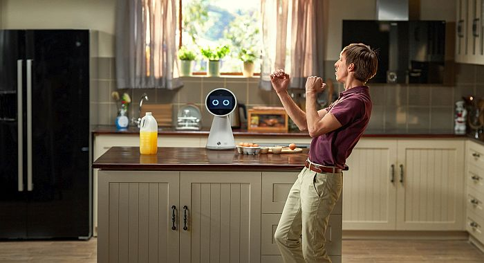 Indego S+, Bosch, Bosch IoT Suite, CES 2019, Internet of Things, IoT, IoT #LikeABosch, nube IoT, proyector PAI, en CES 2019