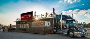 Allied Esports, CES Unveiled, eSports, Esports Arena Drive, HyperX Esports Arena Las Vegas, HyperX Esports Truck, Kingston Technology Company, Pepcom Digital Experience, Sands Convention Center