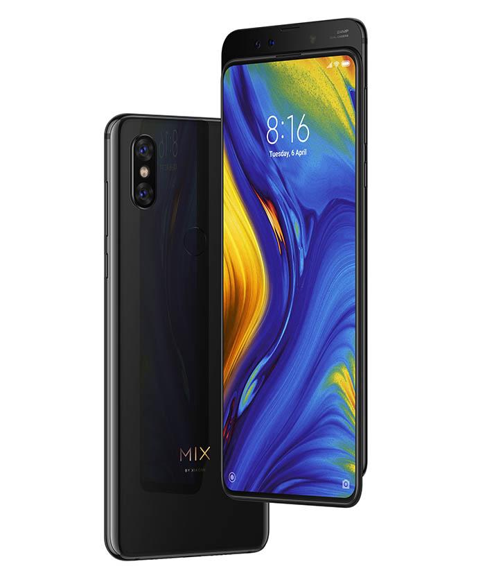 smartphone Mi MIX 3, xiaomi, teléfono, 499 euros, tapa deslizable, cámara, inteligencia artificial, 6,3 pulgadas, pantalla, teléfono móvil