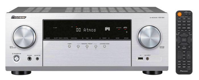 Apple Airplay 2, Chromecast incorporado, DAC, Dolby Atmos Height Virtualizer, Dolby Vision, DTS Virtual:X, espacio de color BT.2020, FlareConnect, HDCP 2.2, HDR10, HLG, HLG (Hybrid Log Gamma), pantallas de TV y proyectores compatibles con 4K / 60 p con compatibilidad de paso para HDR10, Pioneer, Powered Zone 2, receptor AV VSX-934, reproductores de Blu-ray Ultra HD, reproductores de medios, SONOS, tecnología DTS Play-Fi, terminales HDMI compatibles con HDCP 2.2, Ultra HD
