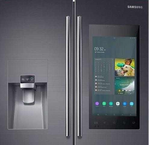 Frigoríficos Family Hub, de Samsung