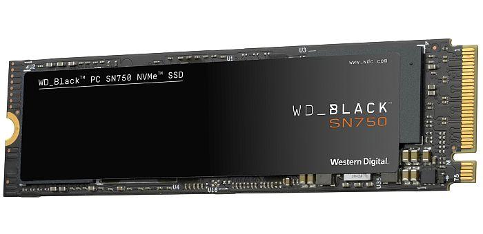 Black SN750, EKWB, PAX South, tecnología NAND 3D, unidades ssd, WD Black SN750 NVMe SSD, western digital