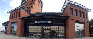 Daikin Sevilla, daikin, centro de formación, sevilla, equipos de climatización, aire acondicionado, formación técnica, altherma, fancoils, equipos domésticos