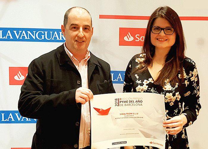Etuyo, galardonado con un Premio Pyme del Año 2018
