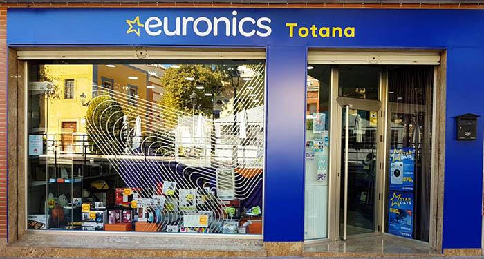 euronics totana, cadena euronics, divelsa, tienda de electrodomésticos, comprar electrodomésticos en totana, murcia, comprar lavadora, punto de venta, grupos de compra, establecimiento, televisor, frigorífico
