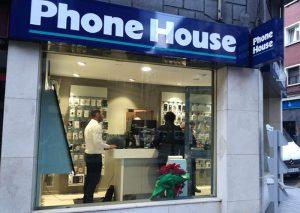 tienda phone house, gijón, telefonía móvil, smartphone, comprar teléfono móvil, accesorios