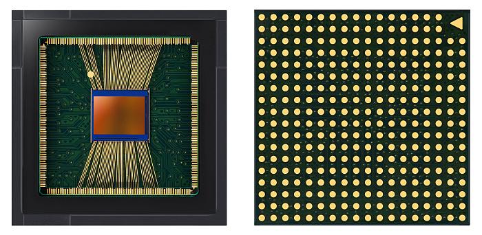 isocell slim 3t2, samsung isocell, sensor de imagen diminuto, smartphones, pantalla infinita, gama media, 20 megapíxeles, microsensor de imagen, teléfonos móviles, samsung