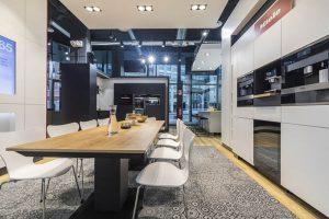 miele experience center, show room , tienda, MEC, Bilbao, electrodomésticos, actividades