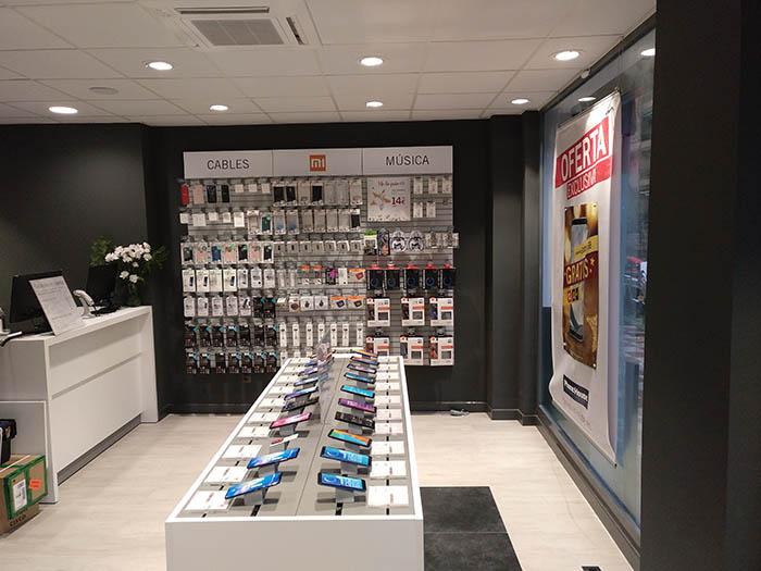 tienda phone house albolote, granada, comprar teléfono móvil, telefonía móvil, iphone, smartphone, punto de venta, establecimiento