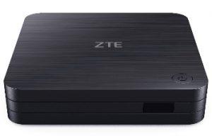 ZTE Android TV AI Voice setbox, B866V2, setbox android tv, televisión, cpu, unidad televisión, fabricante ZTE, TV