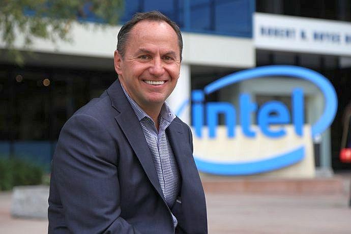 Intel, Intel corporation, Robert Swan, Todd Underwood