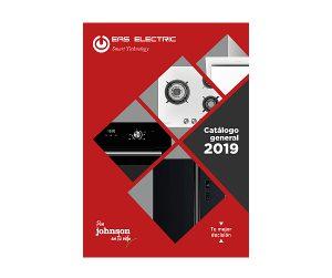 eas electric, catálogo 2019, electrodomésticos, climatización, gama marrón, televisores, hornos, Johnson