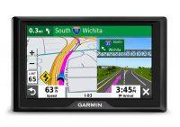 Navegador GPS, Garmin Drive 52, tráfico en tiempo real, glonass, puntos de interés, aparcamiento, tráfico en tiempo real, alertas, avisos, conducción