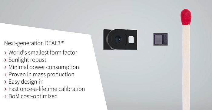 tecnología ToF, infineon, LG, Lg G8 ThinQ, smartphone, cámara, reconocimiento facial, imágenes 3D, selfies, MWC2019