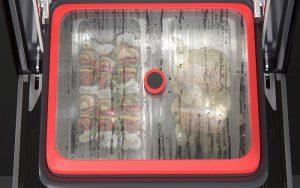 bandeja Multicook, Cocina al vapor, cocina sana, cocinas, dieta baja en calorías, Hornos, Teka