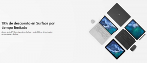 dispositivos, experiencias 3D, Fundas teclado para Surface Go y Pro, Lápiz para Surface, Microsoft, Microsoft Store, Office, portátiles, surface, Surface Arc Mouse, Surface Book 2, Surface Dial, Surface Dock, Surface Go, Surface Laptop 2, Surface Pro 6, Windows, Windows Ink