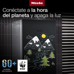 campaña de movilización para actuar contra el cambio climático, energías limpias, función EcoFeedback, La Hora del Planeta, lavadora W1 Passion, Miele La Hora del Planeta, motor Profieco, Premio Nacional de Sostenibilidad de Alemania, rápida pérdida de biodiversidad, requerimientos del GRI, sostenibilidad