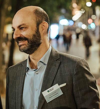 Joan Carles Rubio, delta dore españa, director general, responsable, domótica, hogar conectado