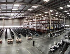 MediaMarkt, centro logístico de Pinto, plataforma logística de pinto, pinto, madrid, centralización logística, modelo omnicanal