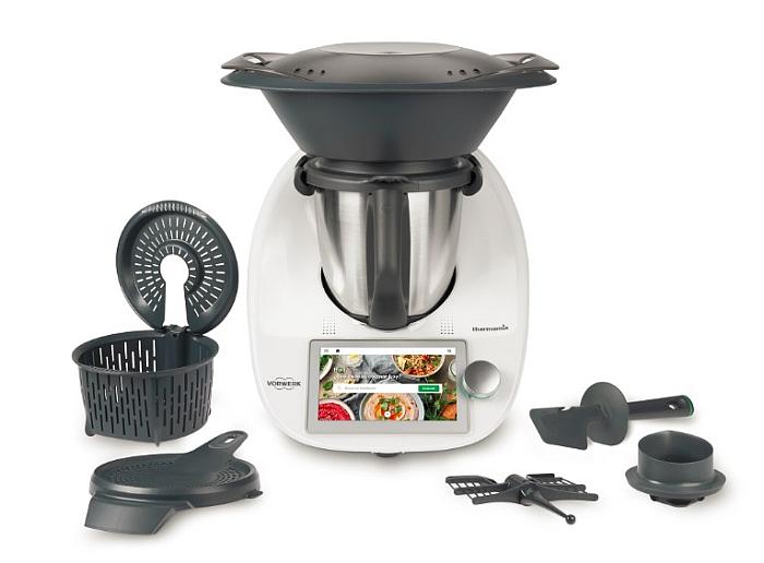 thermomix 6, TM6, nueva Thermomix, thermomix precio, termomix, robot de cocina, conexión a internet, cookidoo, recetas, cocina, cocinar, cocina profesional, vorwerk