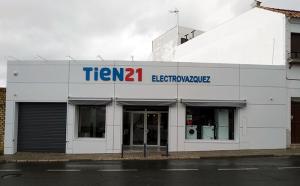 TianelSur, Sinersis, Tien 21 Electrovazquez, , tienda Tien 21 El viso, Viso del alcor, tienda de electrodomésticos, sevilla