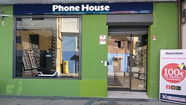tienda phone house de tineo, comprar teléfono móvil, smartphone, asturias