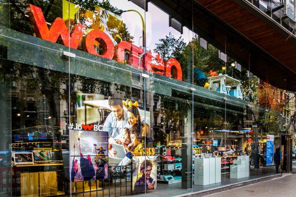 worten, concepto de tienda, premio, reconocimiento, modelo de tienda, producto, experiencia de compra, zona gaming, atractivo, consumidores, tiendas de tecnología, tiendas de electrodomésticos