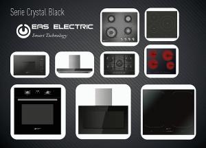 campaña, Crystal Black, crystal white, EMCH200-4F, EMCH295-3F, EMH363CGB, EMH461CGB, EMH463CGB, EMH750CGB, EMIH280-3F, EMIH600-FX, EMRH908BX, EMRH908VRTN, encimera de gas, horno, horno EMV70DGN, microondas encastrable, microondas encastrable EMEGN20, placa de inducción