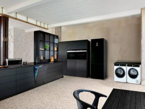 cafeteras, campanas, Catálogo General 2019 de Siemens, conectividad, frío y congelación, Grupo BSH, Home Connect, hornos, iQ700, lavado y secado, lavavajillas, microondas, placas, Siemens