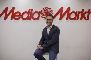 Alberto Álvarez Ayuso, CEO de MediaMarkt Iberia, director general, nombramiento, mediamarkt, tiendas mediamarkt, mediaMarkt España
